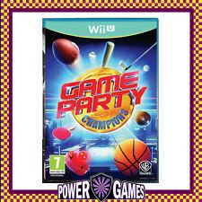 Game Party Champions Wii U (nintendo Wiiu)