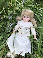 Antique Doll Max Oskar Arnold 1920 15 Inch Tall