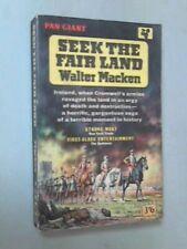 Seek the Fair Land,Walter Macken