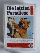 DIE LETZTEN PARADIESE 1 QUARTETT - No.60520 - Vollständig in Großbox F.X. Schmid