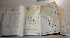 CÔTE Ouest d'AFRIQUE 2/2 Instructions Nautiques - Hydrographie MARINE de 1943