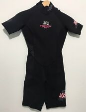 HO Sports Womens Spring Shorty Wetsuit Size 6