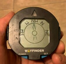 Wayfinder Compass Precision Navigation w/ Stand - suction cup base