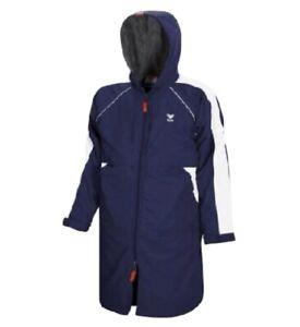 TYR Comfort Fleece-lined Swim Parka (Adult Small)