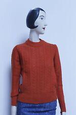 Pullover Strickpulli mit Muster 70er True Vintage 70´s NOS ungetragen OvP