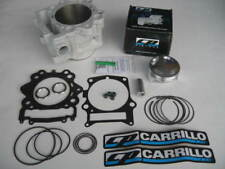 New Yamaha Raptor 700 700R 102mm STD Bore Cylinder Kit- CP Piston 12:1