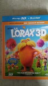 Le LORAX 3D