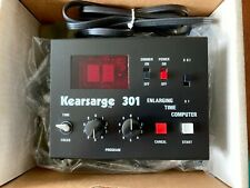 Kearsarge 301 Digital Darkroom Enlarger Timer in Original Box with Foot switch