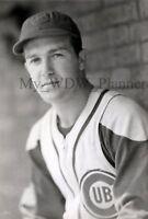 Vintage Photo 13 - Chicago Cubs - Walt Lanfranconi