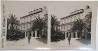 Roma Palais Barberini Italia Foto Stereo Vintage Analogica