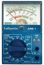 Multimetro analogico con 16 gamme di misurazione