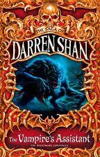 The Vampire's Assistant (The Saga of Darren Shan, Book 2),Darren Shan