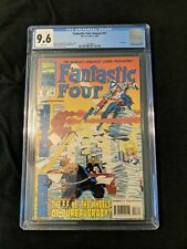 Fantastic Four Annual #27 CGC 9.6 1st Appearance Time Variance Authority