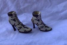 Bratz Shoes Boots Wild West Print