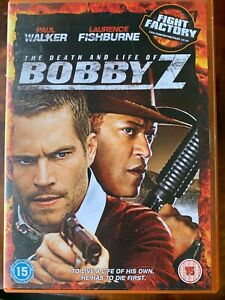 Death and Life of Bobby Z DVD 2007 Crime Thriller Film Movie Fight Factory
