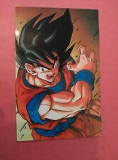 DRAGON BALL BOLA DE DRAGON  CARD calendario calendar 1993