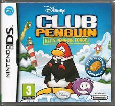 Club Penguin: Elite Penguin Force JEU DS DSi 3 DS ~ Neuf/Scellé