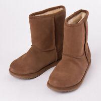 """BRUMBYLO BLACK BOOTS FOR KIDS  WATERPROOF (N°36)  """"EMU AUSTRALIA"""" K10773 (-50%)"""