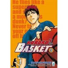KUROKO'S BASKET 9 - MANGA STAR COMICS NUOVO - Disponibili tutti i volumi