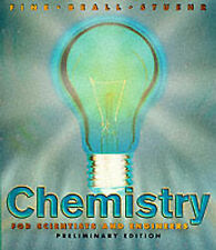 Chemistry for Scientists and Engineers (Saunders Golden Sunburst Series) Fine, L