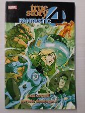 MARVEL, TRUE STORY FANTASTIC 4,  SOFT COVER, FREE SHIPPING!