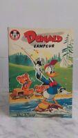 Donald Camper - Walt Disney - Álbum N º 89-1961