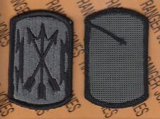 U.S. Army Soldier Media Center ACU Hook & Loop uniform patch m/e