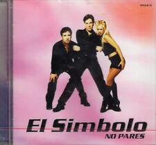 El Simbolo No Pares CD New Sealed