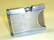 """KASCHIE """"K25"""" SQUEEZE LIGHTER W. 900 SILVER CASE - QUETSCHZÜNDER - 1933 -GERMANY"""