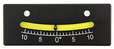Klinometer +/- 10° 90 x 35 x 9 mm - Neigungsmesser, Gefällemesser, Clinometer