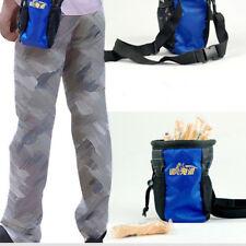 Portable Detachable Dog Treat Bag Training Puppy Doggie Pet Feeding Pocket Pouch
