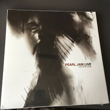 PEARL JAM - LIVE ON TEN LEGS  NEW SEALED BOX SET NUMBERED No. 17619