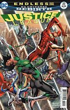 Justice League #20 (NM)`17 Hitch (Cover A)