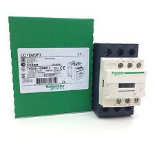 Contactor LC1D25F7 Schneider 110VAC 11kW 034971