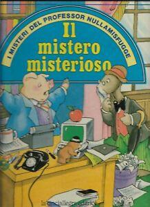 Il mistero misterioso -  Doug Cushman ( per bambini )