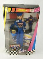Vintage 50th Anniversary Nascar 1998 Barbie Doll Driver IN BOX
