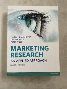 Marketing Research 2012
