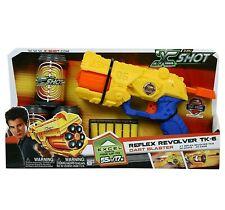 Zuru Xshot Reflex Revolver TK-6 Dart Blaster