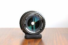 PENTAX ASAHI SMC PENTAX-M 28mm  f/3.5  Wide Angle Lens   * Good Condition *