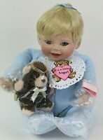 The Ashton-Drake Galleries I'M A LITTLE ANGEL Collectible Doll w/Papers NIB
