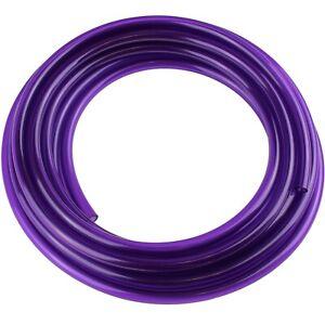 """20 Feet of Purple 1/4""""ID Fast Flow Fuel Line Boat/Jetski/ATV/Kart/Motorcycle"""