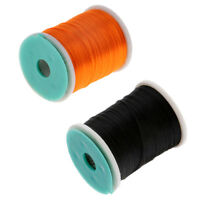 2pcs 210 Denier Fly Tying Threads Fishing Flies Streamers Tying Accessories
