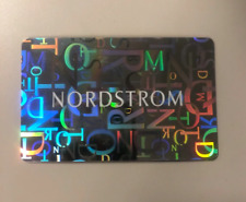 Nordstrom Gift Card $400 brand NEW nordstroms physical giftcard