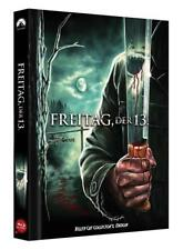 Freitag der 13. - Killercut - Limited Mediabook Edition Cover C - Neu + OVP