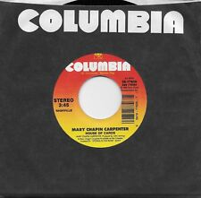 MARY CHAPIN CARPENTER  House Of Cards / Jubilee 45