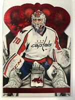 2013-14 Panini Crown Royale Red Braden Holtby Washington Capitals /99