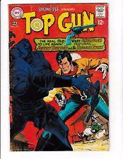 SHOWCASE #72 (GD/VG) TOP GUN! JOHNNY THUNDER! Silver-Age DC 1968