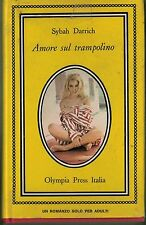1971 Adult Only Novel In Italian Amore sul trampolino Love on a Trampoline