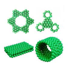216PCS 5mm DIY Magnetic Beads Balls Magic Cube Puzzle Intelligence Desk Toy Gift