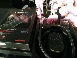 Genuine Audioquest carbon HDMI 1.5m cable